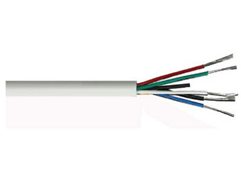 General purpose low voltage circuit wiring : 24 AWG, 8C , 7/0.20mm , DCR 87.6 ohm/km